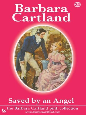cover image of Saved by an Angel