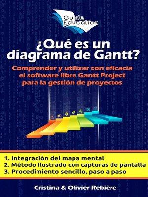cover image of ¿Qué es un diagrama de Gantt?