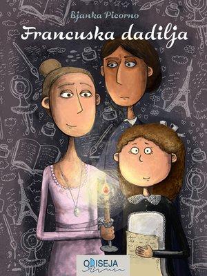 cover image of Francuska dadilja
