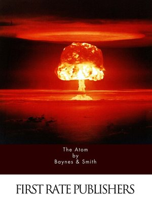 cover image of The Atom
