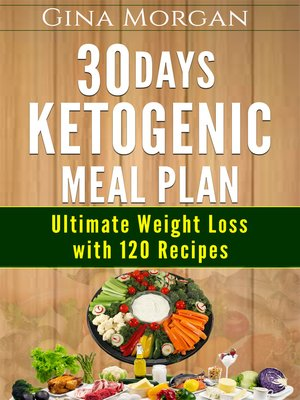 cover image of 30 Days Ketogenic Meal Plan