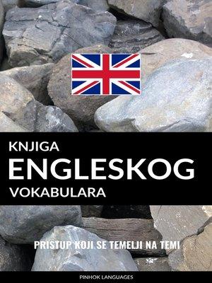 cover image of Knjiga engleskog vokabulara