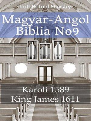 cover image of Magyar-Angol Biblia No9