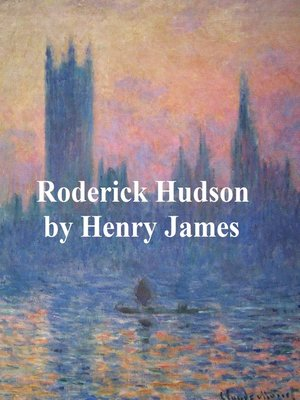 cover image of Roderick Hudson