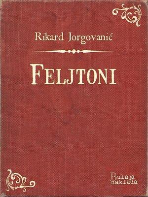 cover image of Feljtoni