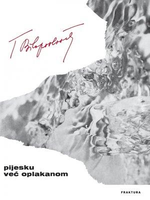 cover image of Pijesku već oplakanom