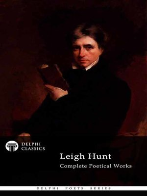 cover image of Delphi Complete Poetical Works of Leigh Hunt