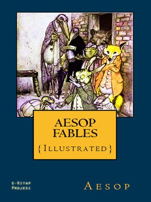 cover image of Aesop Fables