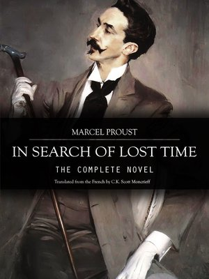 cover image of In Search of Lost Time