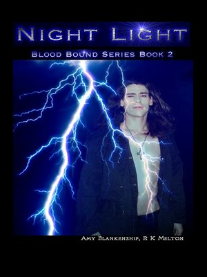 cover image of Night Light (Blood Bound Book 2)