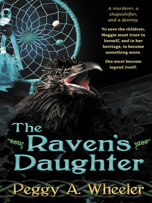 cover image of The Raven's Daughter