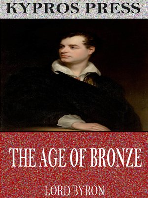cover image of The Age of Bronze