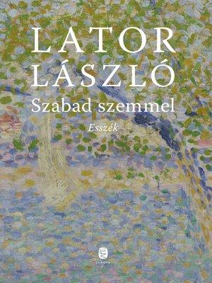 cover image of Szabad szemmel
