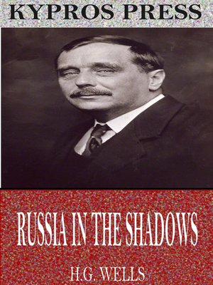 cover image of Russia in the Shadows