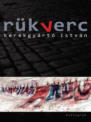 cover image of Rükverc