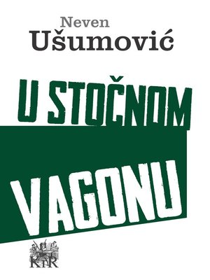 cover image of U stočnom vagonu