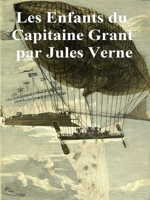 cover image of Les Enfants du Capitaine Grant