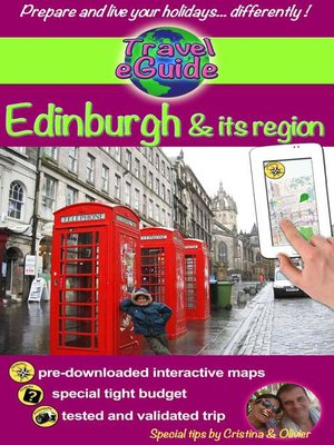 cover image of Travel eGuide: Edinburgh & its region