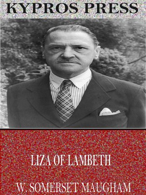 cover image of Liza of Lambeth