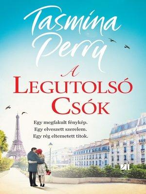 cover image of A legutolsó csók