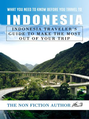 cover image of What You Need to Know Before You Travel to Indonesia