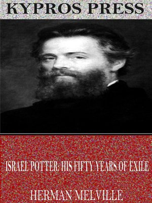 cover image of Israel Potter: His Fifty Years of Exile