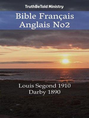cover image of Bible Français Anglais No2
