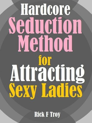 cover image of Hardcore Seduction Method for Attracting Sexy Ladies