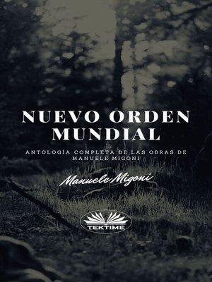 cover image of Nuevo Orden Mundial
