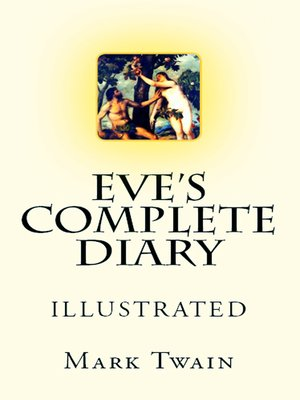 cover image of Eve's Complete Diary