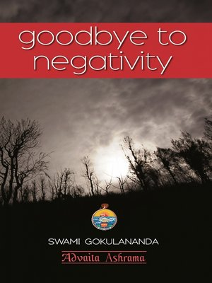 cover image of Goodbye To Negativity