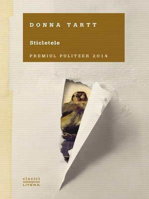 cover image of Sticletele