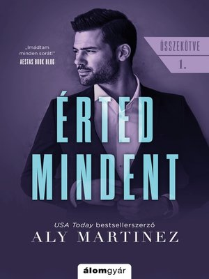 cover image of Érted mindent