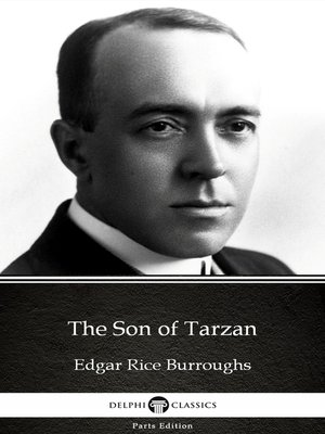 cover image of The Son of Tarzan by Edgar Rice Burroughs