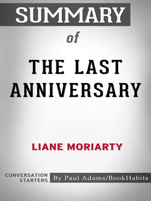 cover image of Summary of the Last Anniversary