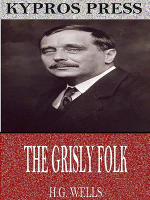 cover image of The Grisly Folk