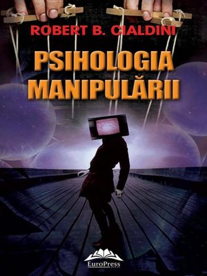 cover image of Psihologia manipulării