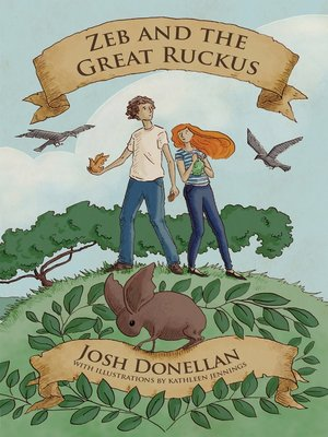 cover image of Zeb and the Great Ruckus