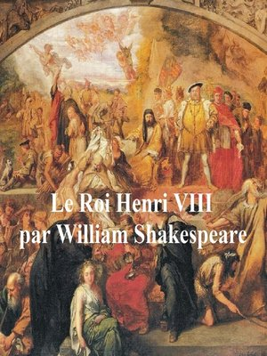 cover image of Le Roi Henri VIII (Henry VIII in French)