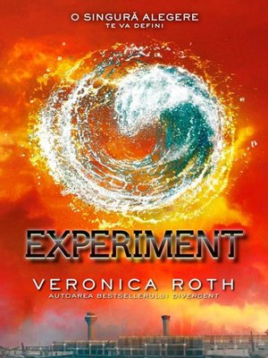 cover image of Divergent--Volume III--Experiment