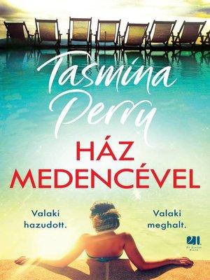 cover image of Ház medencével