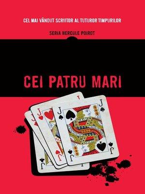 cover image of Cei patru mari