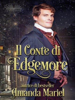 cover image of Il Conte Di Edgemore