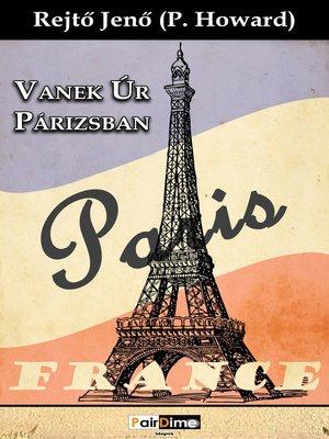 cover image of Vanek úr Párizsban