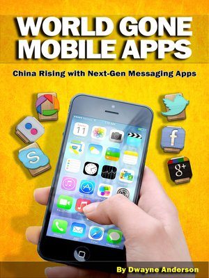 cover image of World Gone Mobile Apps
