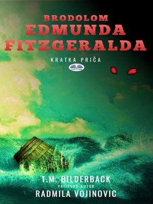 cover image of Brodolom Edmunda Fitzgeralda--Kratka Priča