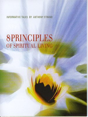 cover image of 8 Principles Of Spiritual Living