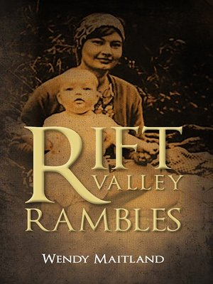 cover image of Rift Valley Rambles
