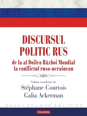 cover image of Discursul politic rus