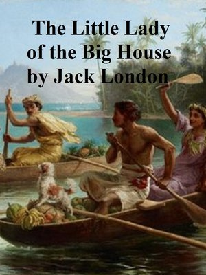 cover image of Little Lady of the Big House